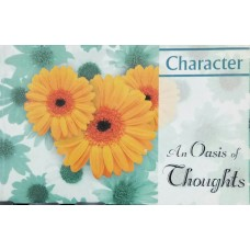 An Oasis of Thoughts - Character